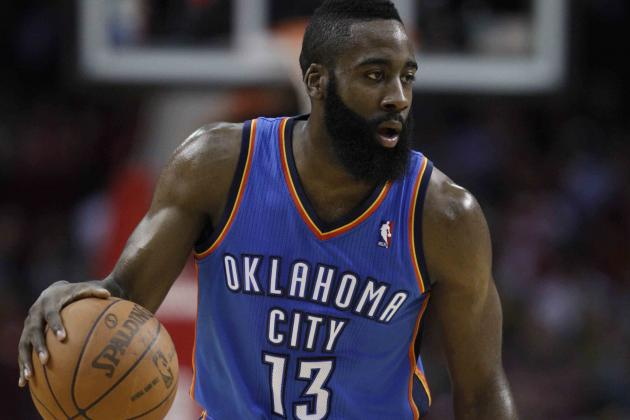 James Harden: Thunder Loudly Declare They Aren't Contenders by Trading Sixth Man