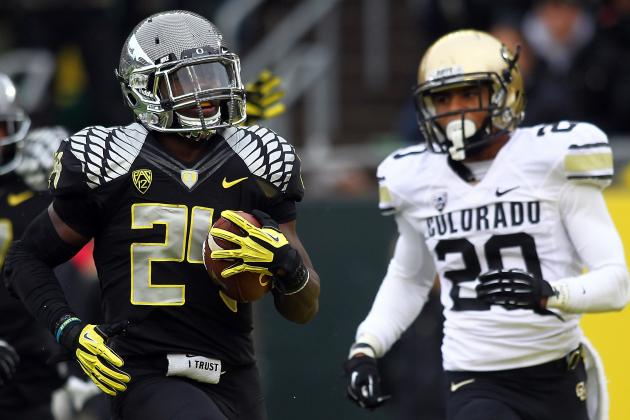 Oregon Ducks Wallop Colorado, but BCS Championship Hopes Take a Hit