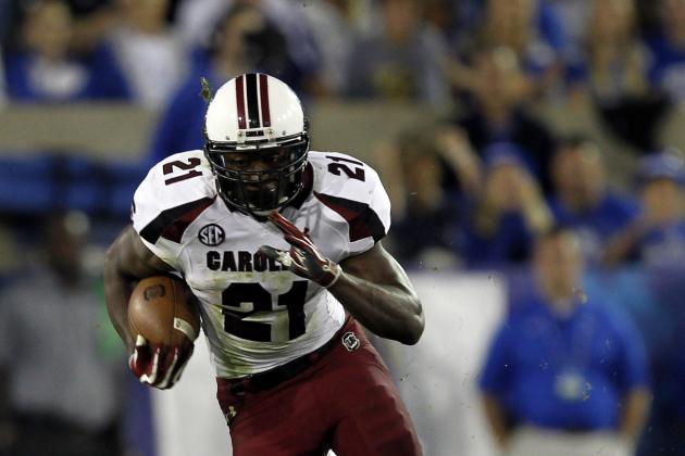 South Carolina Football: An Open Letter to Marcus Lattimore