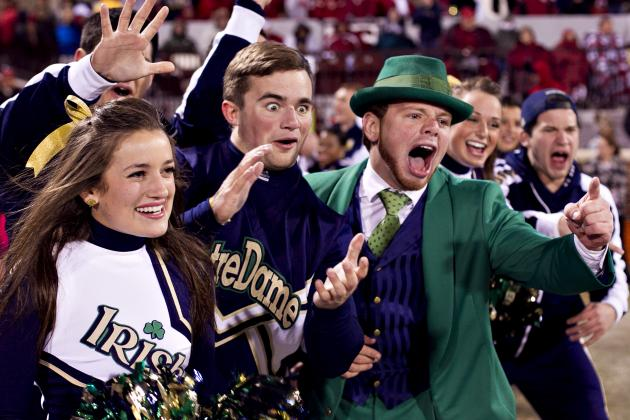 Maisel: Notre Dame's Victory Means the Fighting Irish Are Back in Style