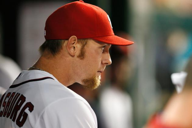 Will Nationals Be Under the Curse of the Strasburg Shutdown for Years?
