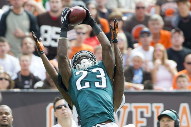 Eagles in No Hurry to Extend Dominique Rodgers-Cromartie