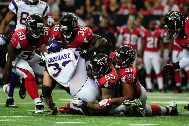 Atlanta Falcons: Can DT Corey Peters Help on Sunday?