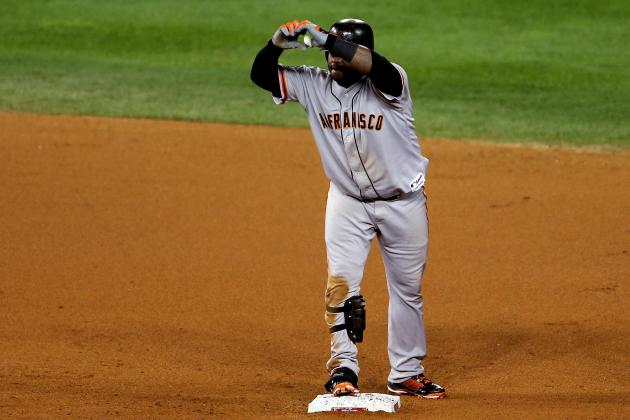 Sandoval Etches Name in Giants Franchise Lore