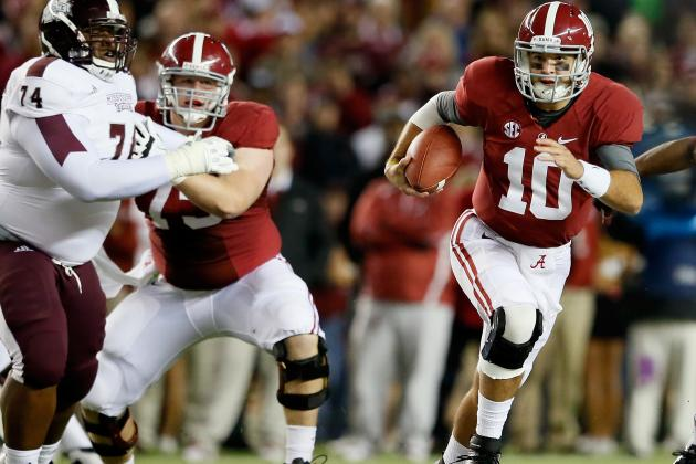 Resistance Is Futile, AJ McCarron Is Tom Brady, Alabama Is a Machine