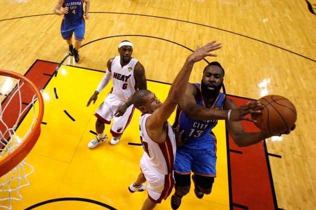 James Harden Traded to Houston Rockets: Fantasy Impact