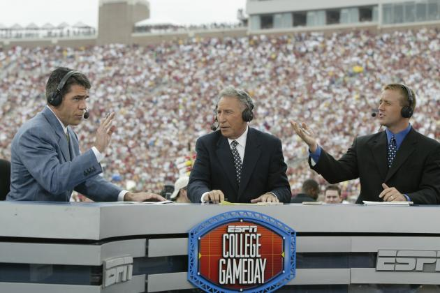 'College GameDay' Headed to Baton Rouge