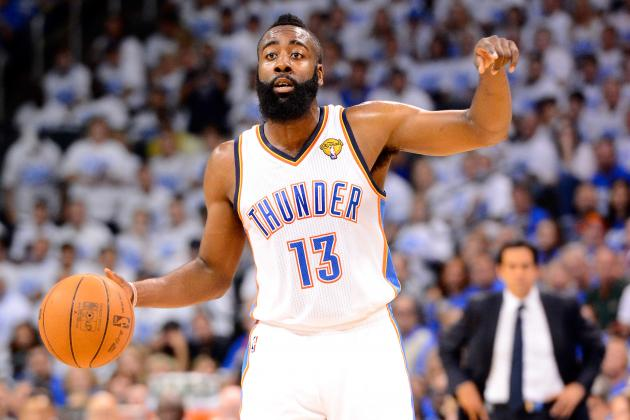Will James Harden Go on to Be an NBA Superstar Now That He's Left Oklahoma City?