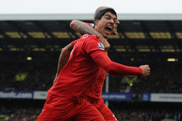 Everton vs. Liverpool: Score, Highlights and Grades