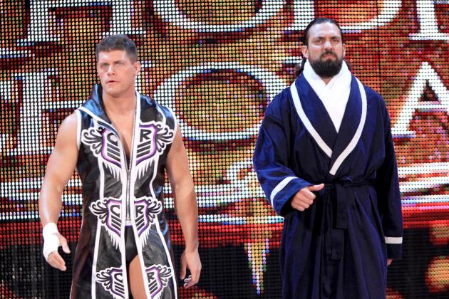 Team Rhodes Scholars Have More to Win Than Just the WWE Tag Team Championship