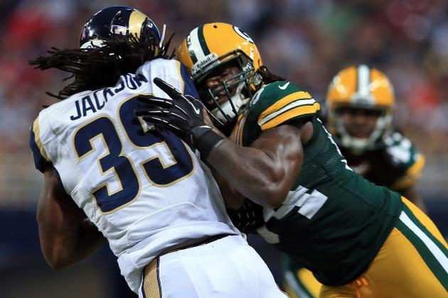 Sources: Rams' Jackson Drawing Trade Interest