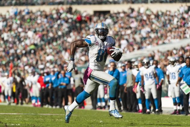 Calvin Johnson: Why Receiver Will Continue to Struggle Thanks to Matt Stafford