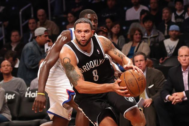 Deron Williams Injury: Brooklyn Nets' Star Point Guard May Survive Season