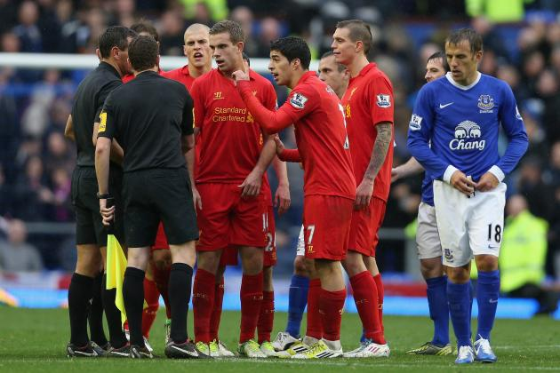 Liverpool Player Ratings vs. Everton: Reds Held to Controversial 2-2 Draw
