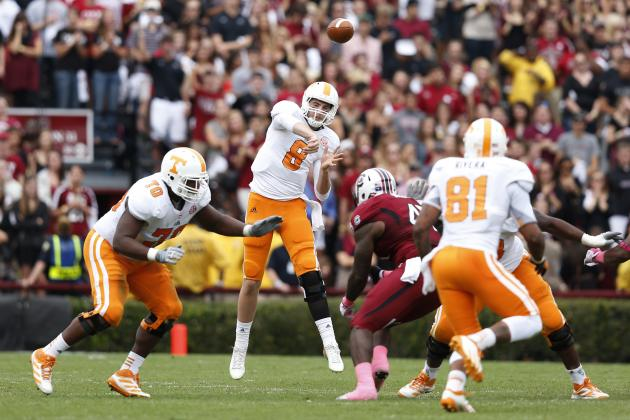Tennessee Volunteer Football: A Look at the Road to a Bowl