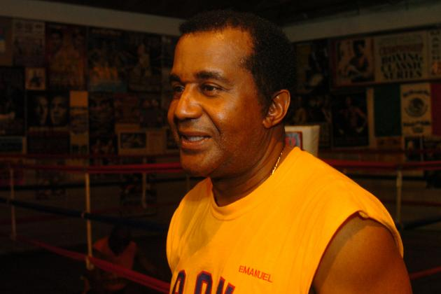 Emanuel Steward's Legacy: The Kronk Gym Faces Uncertain Future