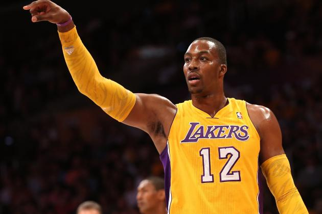 Lakers News: Dwight Howard Will Wisely Use Regular Season to Get Healthy