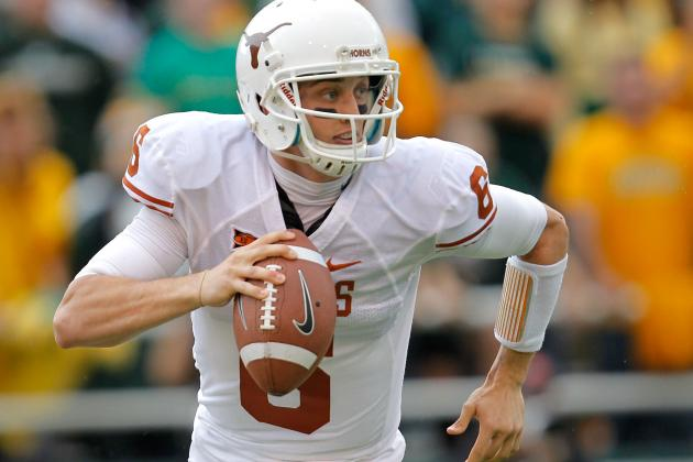 McCoy Rescues Longhorns from a Potentially Devastating Loss To...