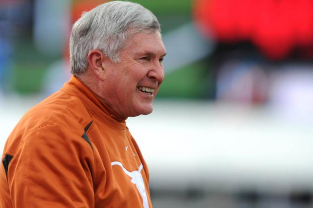 Texas survives, which means Mack Brown does, too