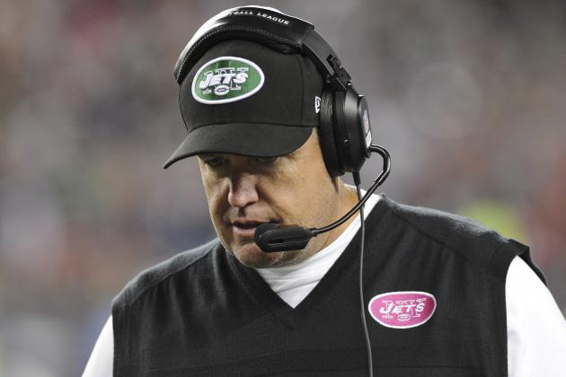 Should the New York Jets Fire Head Coach Rex Ryan?