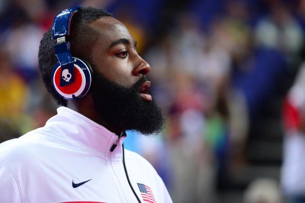 James Harden: Landing Star Guard Gives Rockets Most Intriguing Backcourt in NBA