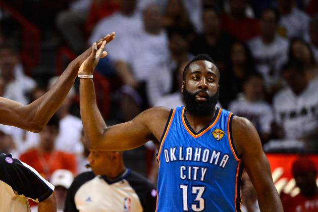 James Harden Trade: Blockbuster Deal Will Benefit Both Thunder and Rockets