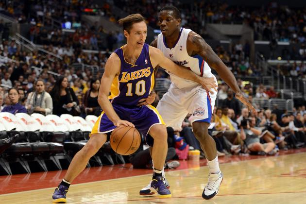 Lakers News: LA Needs Steve Nash to Stay Healthy Due to Weak Backups