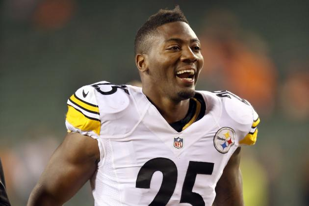 Steelers' Ryan Clark out with Concussion