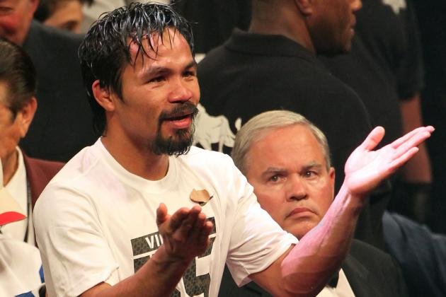 Manny Pacquiao: Marquez Bout Lacks Buzz of a Potential Timothy Bradley Rematch