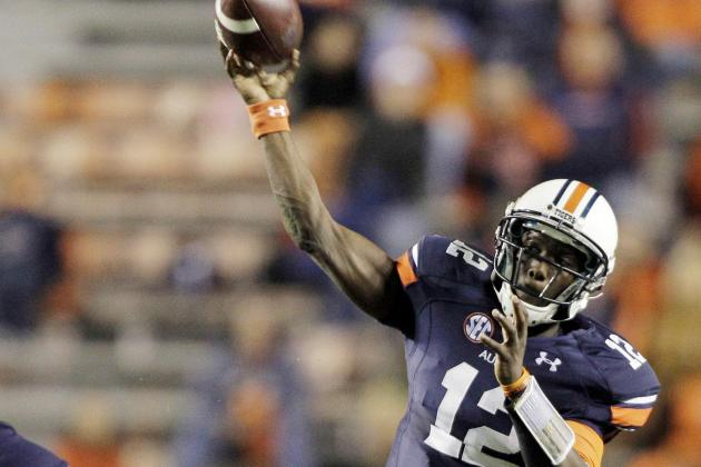 Auburn Tables Starting QB Decision Despite Solid Second Half from Wallace