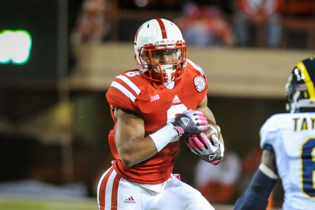 Is Ameer Abdullah a Better Fit for Nebraska's Offense Than Rex Burkhead?