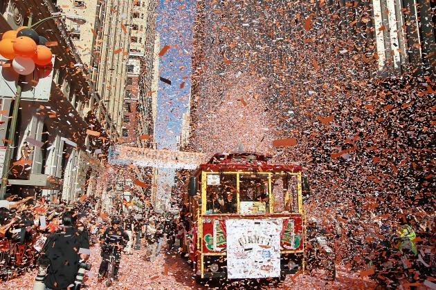 San Francisco Giants: Revisiting the Unforgettable 2010 World Series Parade