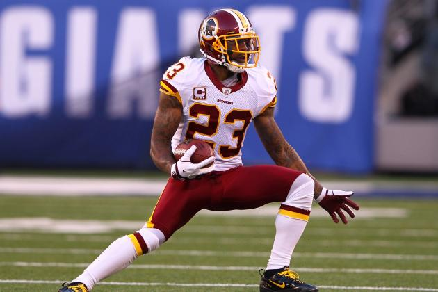 DeAngelo Hall Ejected for Berating Official