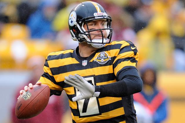 Steelers Roll to a 27-12 Victory over Clumsy Redskins