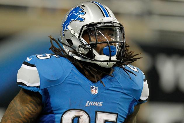Mikel Leshoure Injury: Updates on Lions RB's Right Leg
