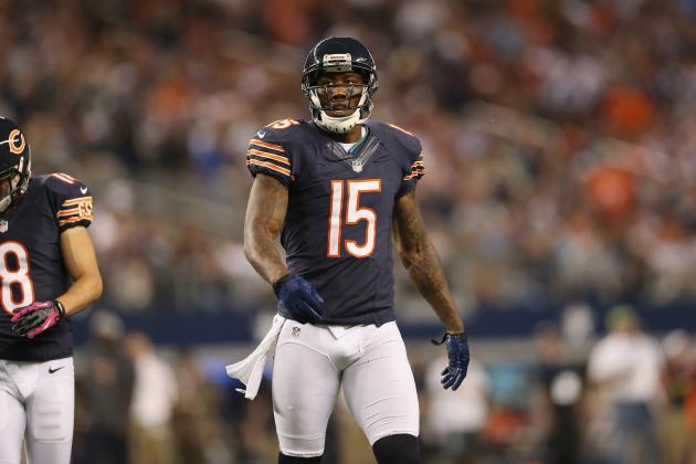Brandon Marshall Injury: Updates on Bears WR's Ankle