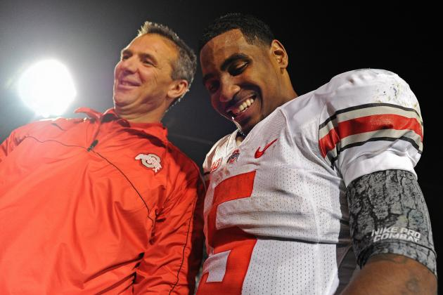 Ohio State Football: Handicapping QB Braxton Miller's Chance for Heisman Trophy