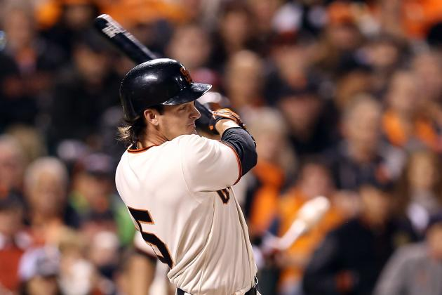 Giants Announce World Series Game 4 Lineup