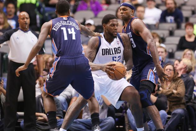 Dallas Mavericks Would Be Wise to Keep Eddy Curry