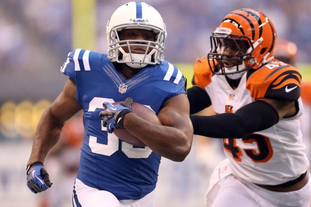 Vick Ballard: Colts Rookie RB's Play Demands More Touches