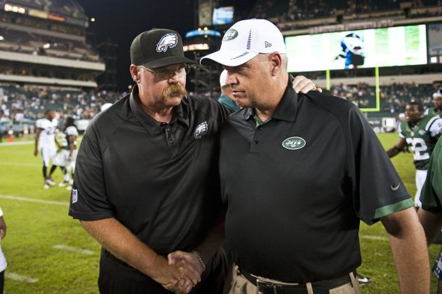 Will Andy Reid or Rex Ryan Lose His Job First?