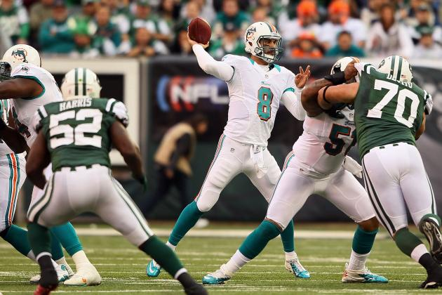 Dolphins 30, Jets 9