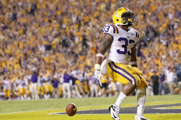 Alabama, LSU Will Exceed Expectations with College GameDay Rolling into Town