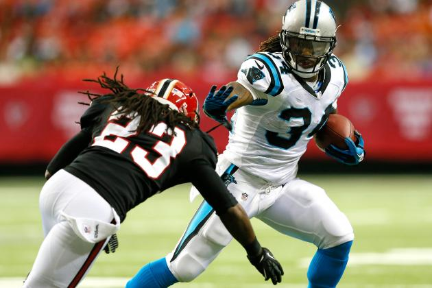 Buying or Selling DeAngelo Williams Trade from Carolina Panthers