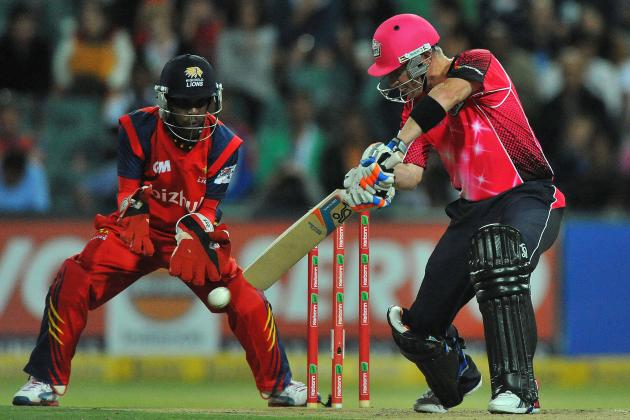 Sydney Sixers vs. Highveld Lions: Recap from Champions League T20 2012 Final