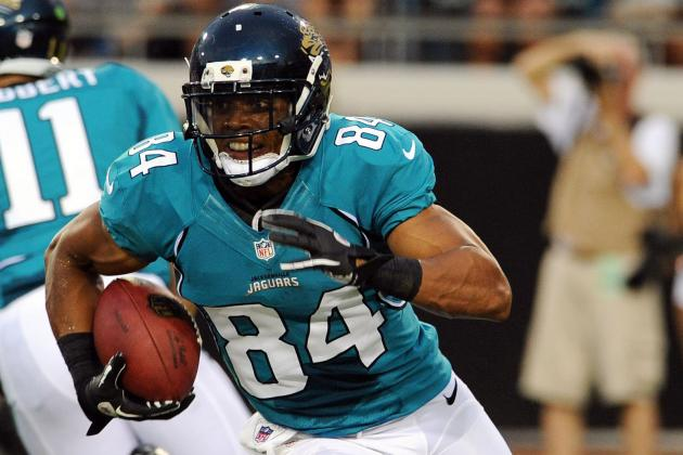 Cecil Shorts: Updated Fantasy Outlook and Analysis for Jaguars WR