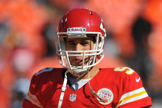 Brady Quinn Injury: Updates on Chiefs QB's Possible Concussion