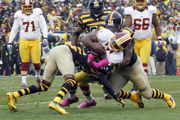Redskins vs. Steelers: Win vs. RGIII Proves Pittsburgh Can Still Contend in AFC