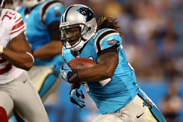 NFL Trade Deadline 2012: Panthers Should Deal DeAngelo Williams Before Deadline