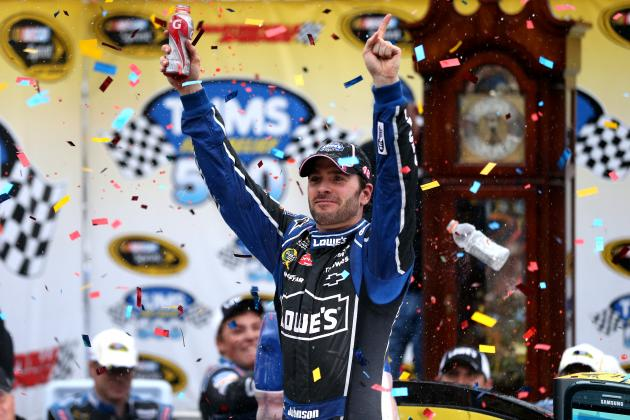 TUMS Fast Relief 500 2012 Results: Reaction, Leaders and Post Race Analysis